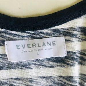 Everlane Tops - Everlane Striped Gia Racer Back Top Blue White Sm